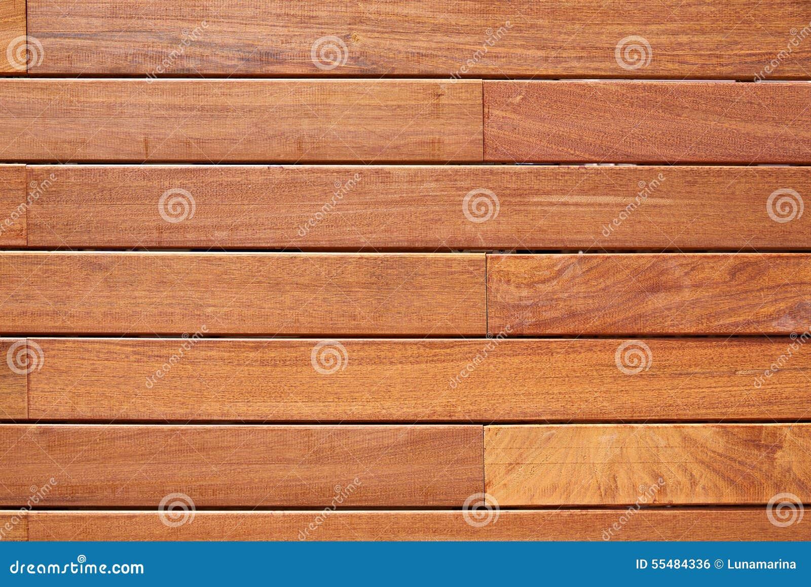 Ipe teak wood decking fence pattern stock photo image of
