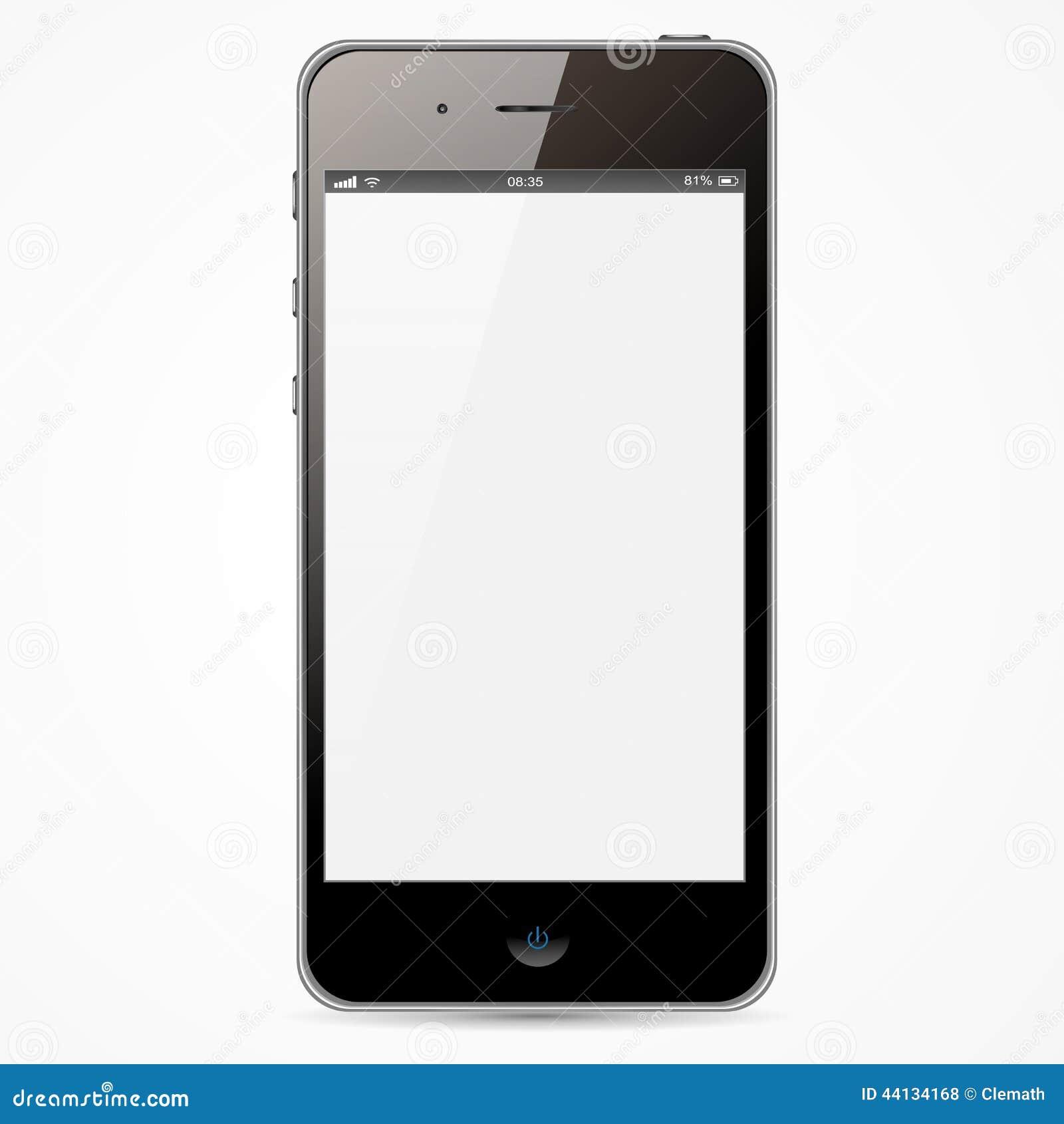 IPhone с белым экраном