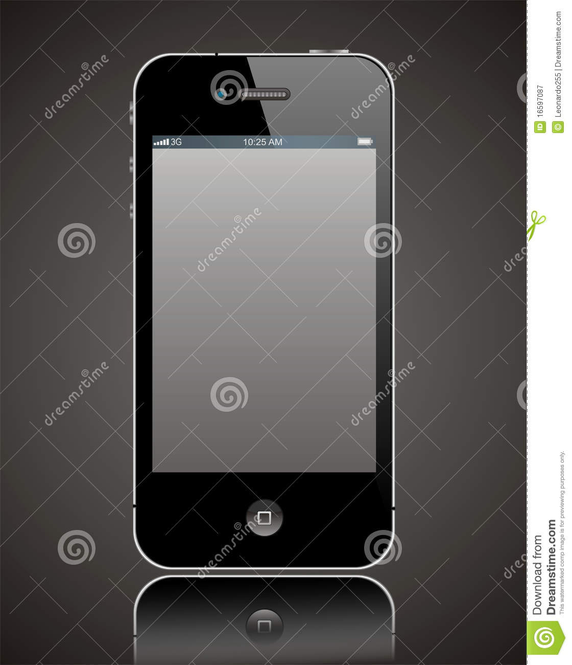 IPhone 4 van de appel