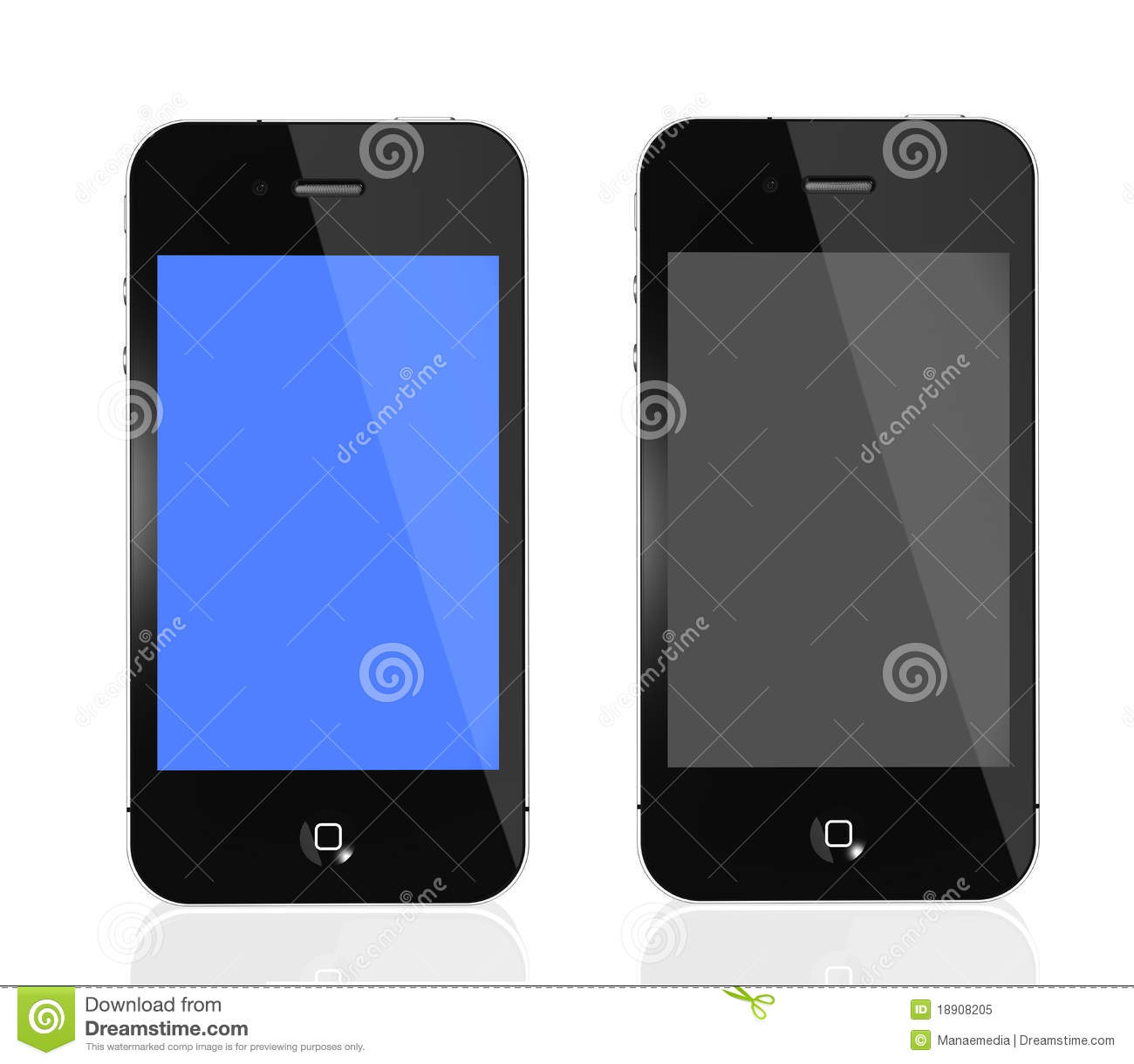 black screen on iphone iphone 4s blue and black screen editorial image image 13662