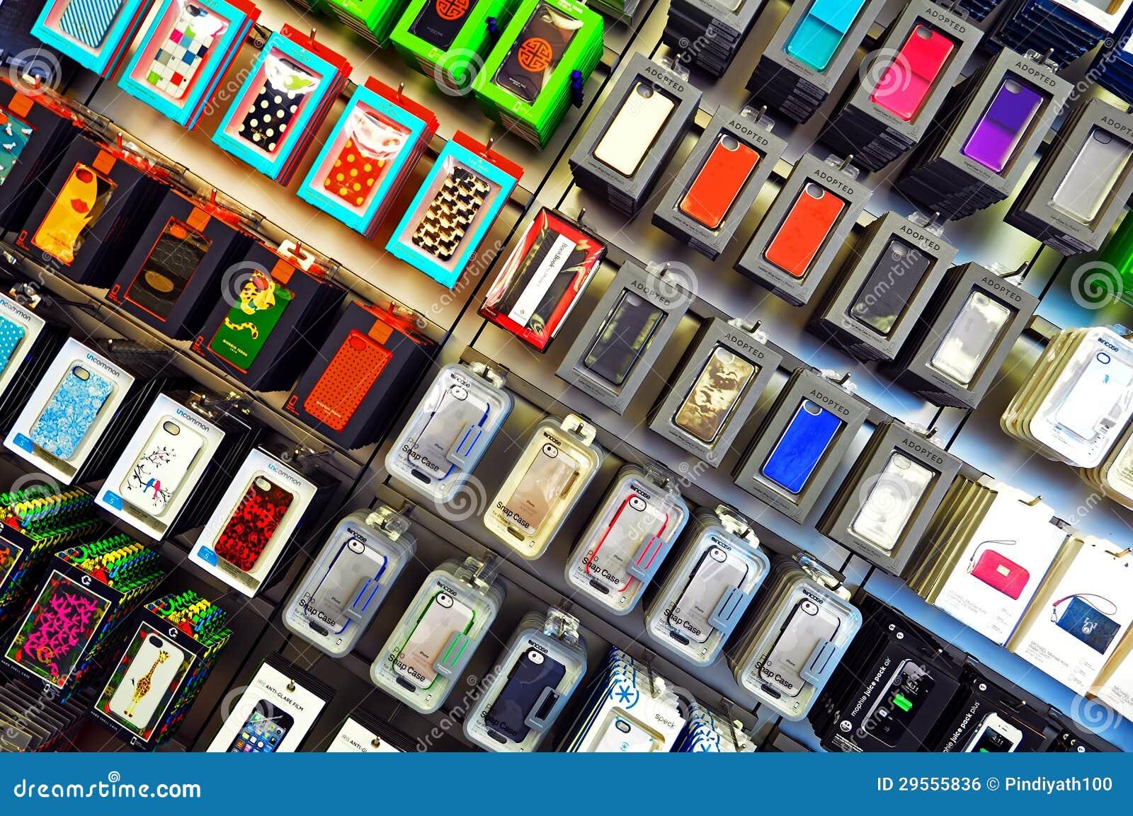 Iphone 5 encajona y las cubiertas