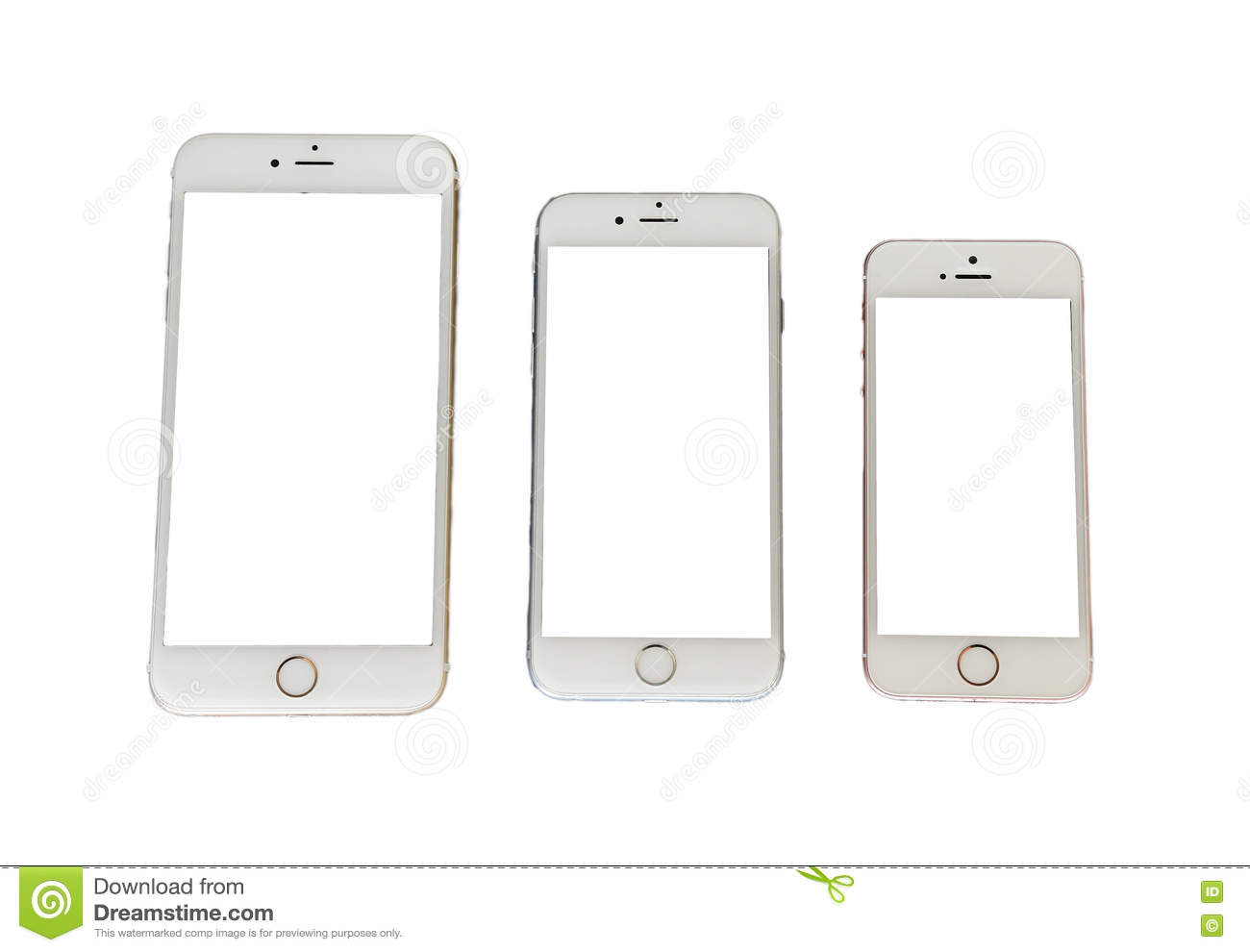Iphone 7 blank screen editorial stock photo  Image of