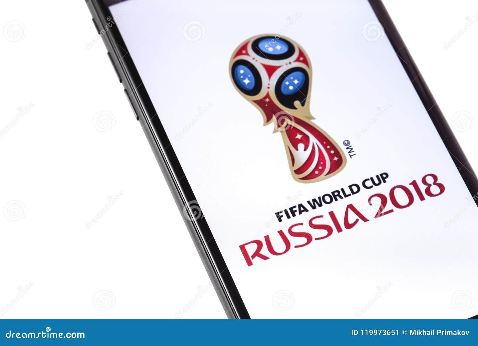 Regarder la coupe du monde de football 2018 sur son mobile