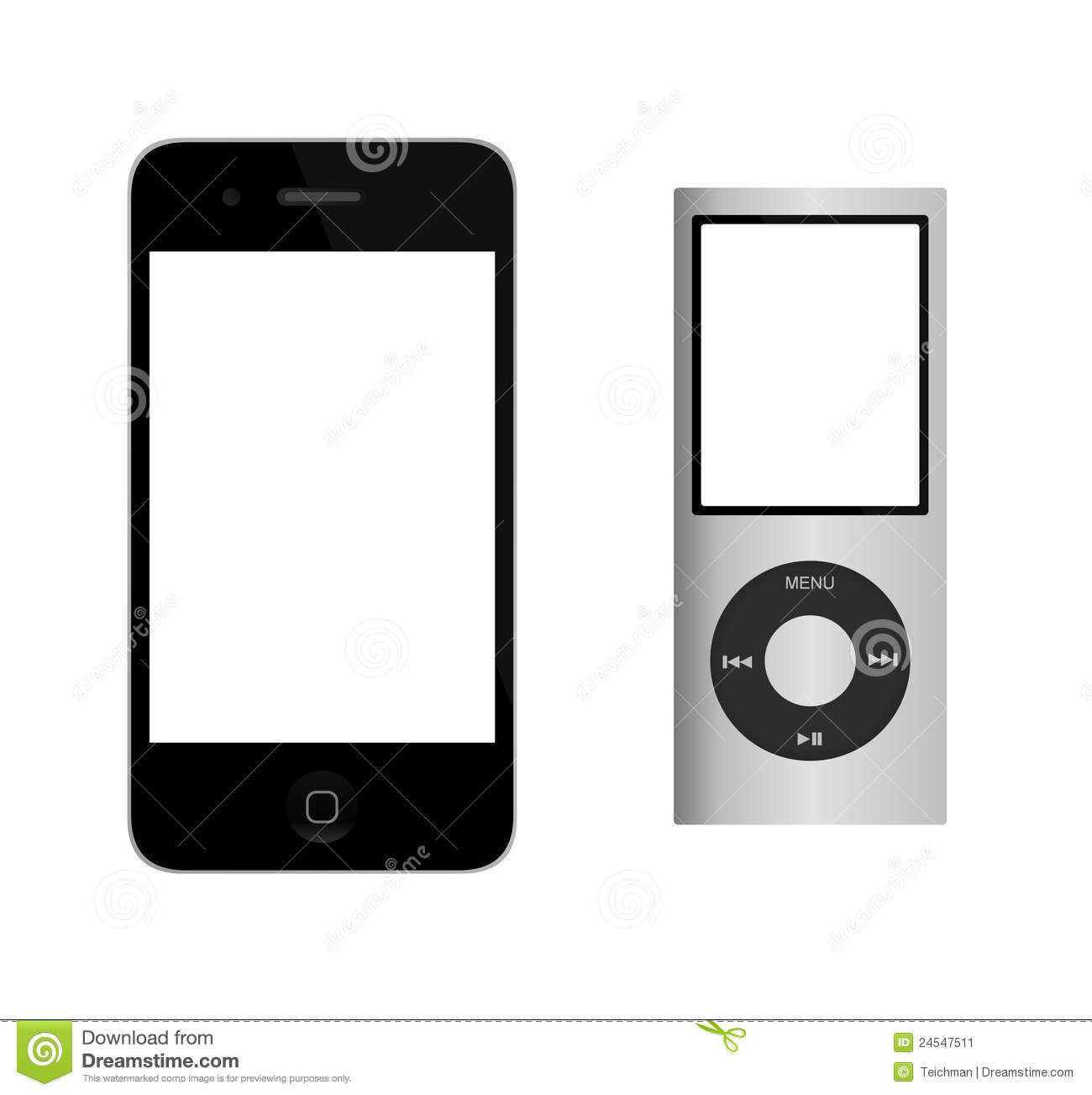 IPhone et iPod
