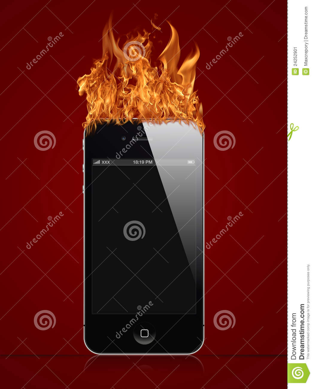 Iphone Feuer