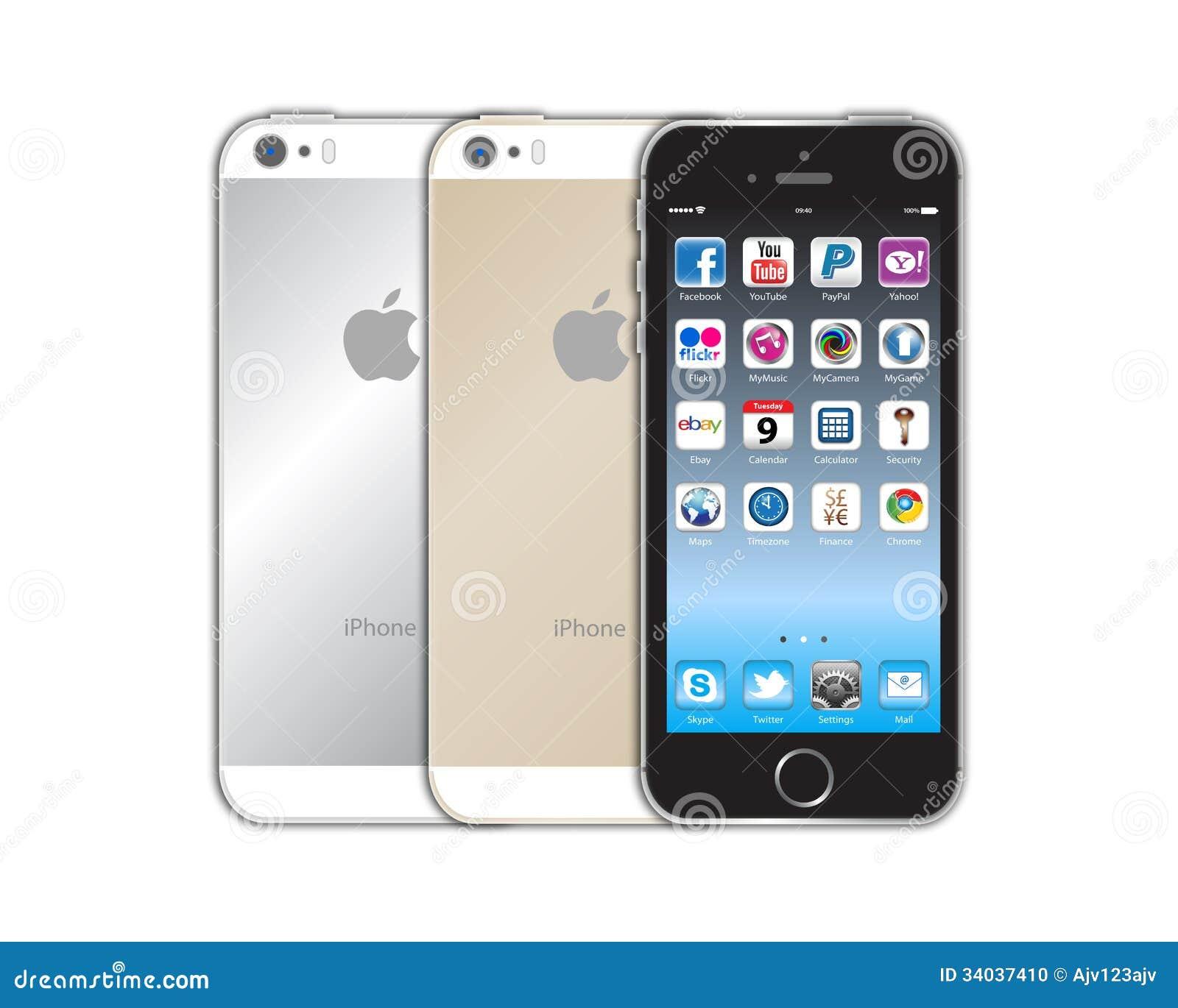 Iphone novo 5s de Apple