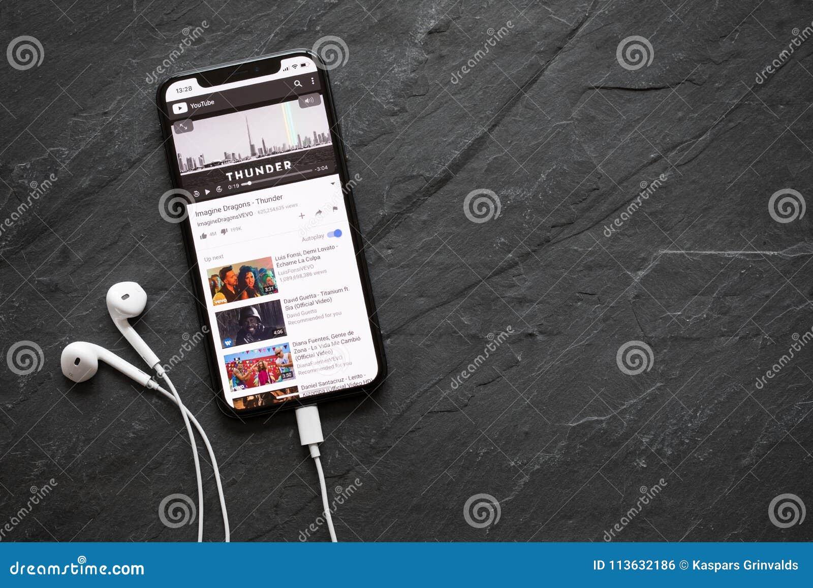 descargar video youtube iphone x