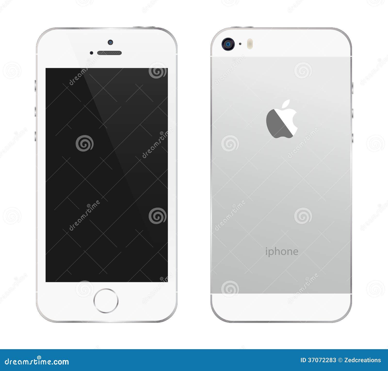 Iphone 5s白色