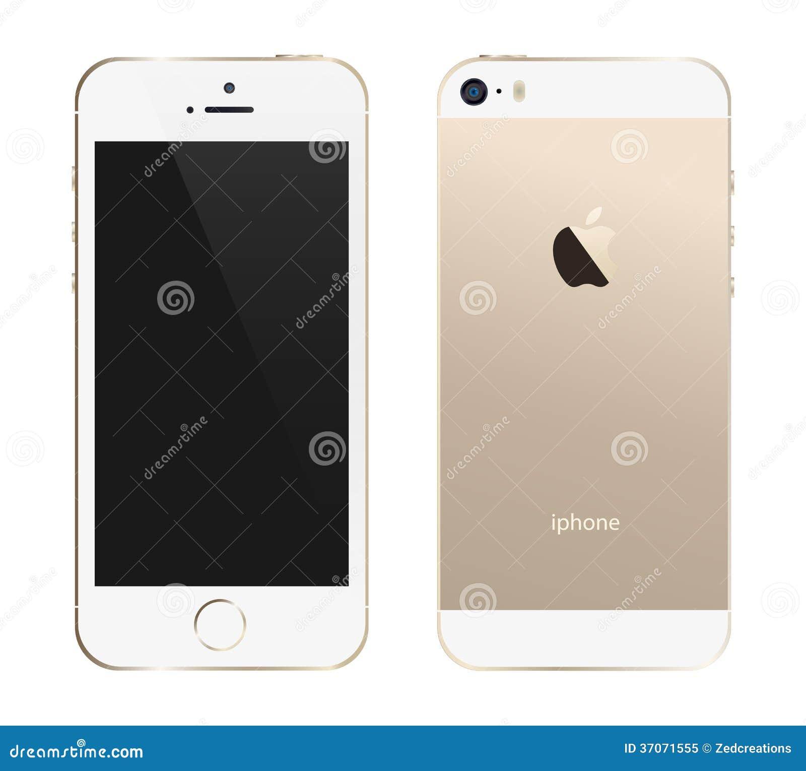 Iphone 5s金子