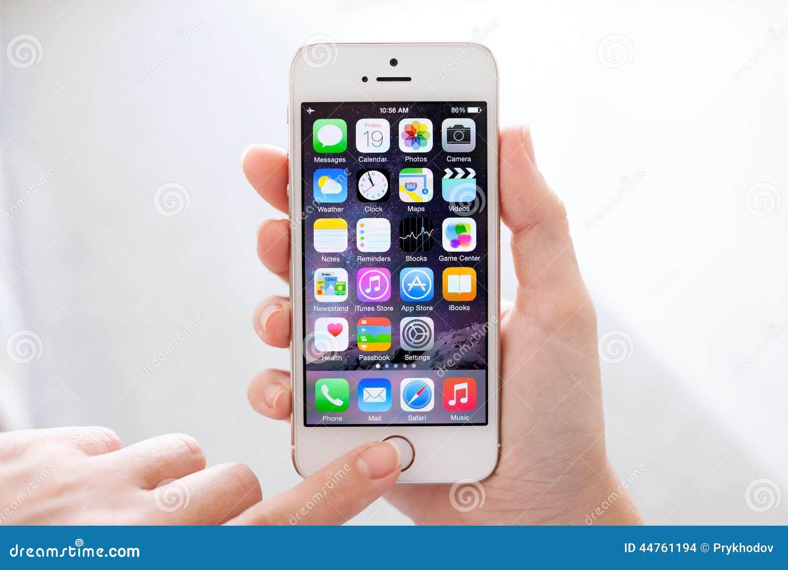 Iphone  Plus Operating System