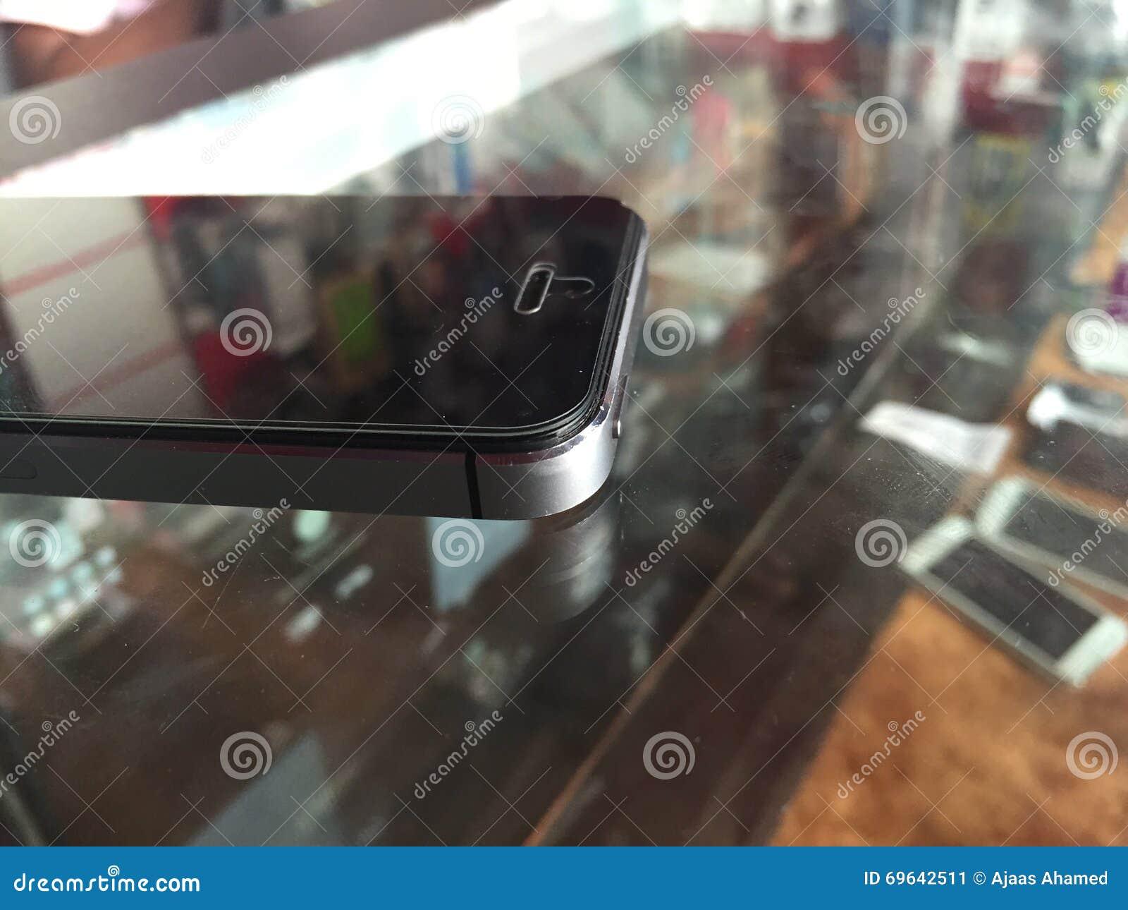 IPhone 5s przestrzeni szarość