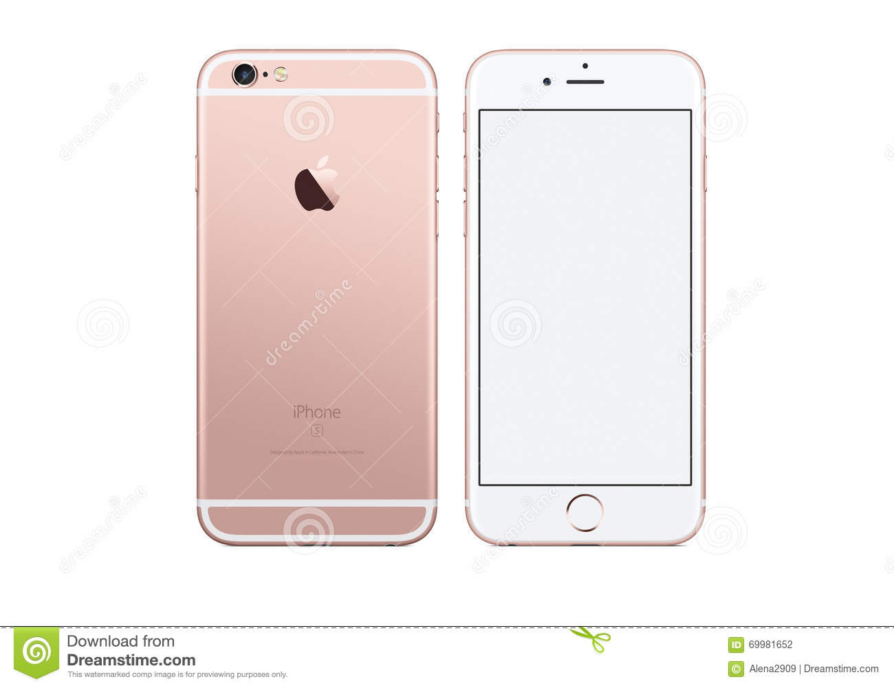 Iphone 6s Editorial Photography Illustration Of Icon 69981652