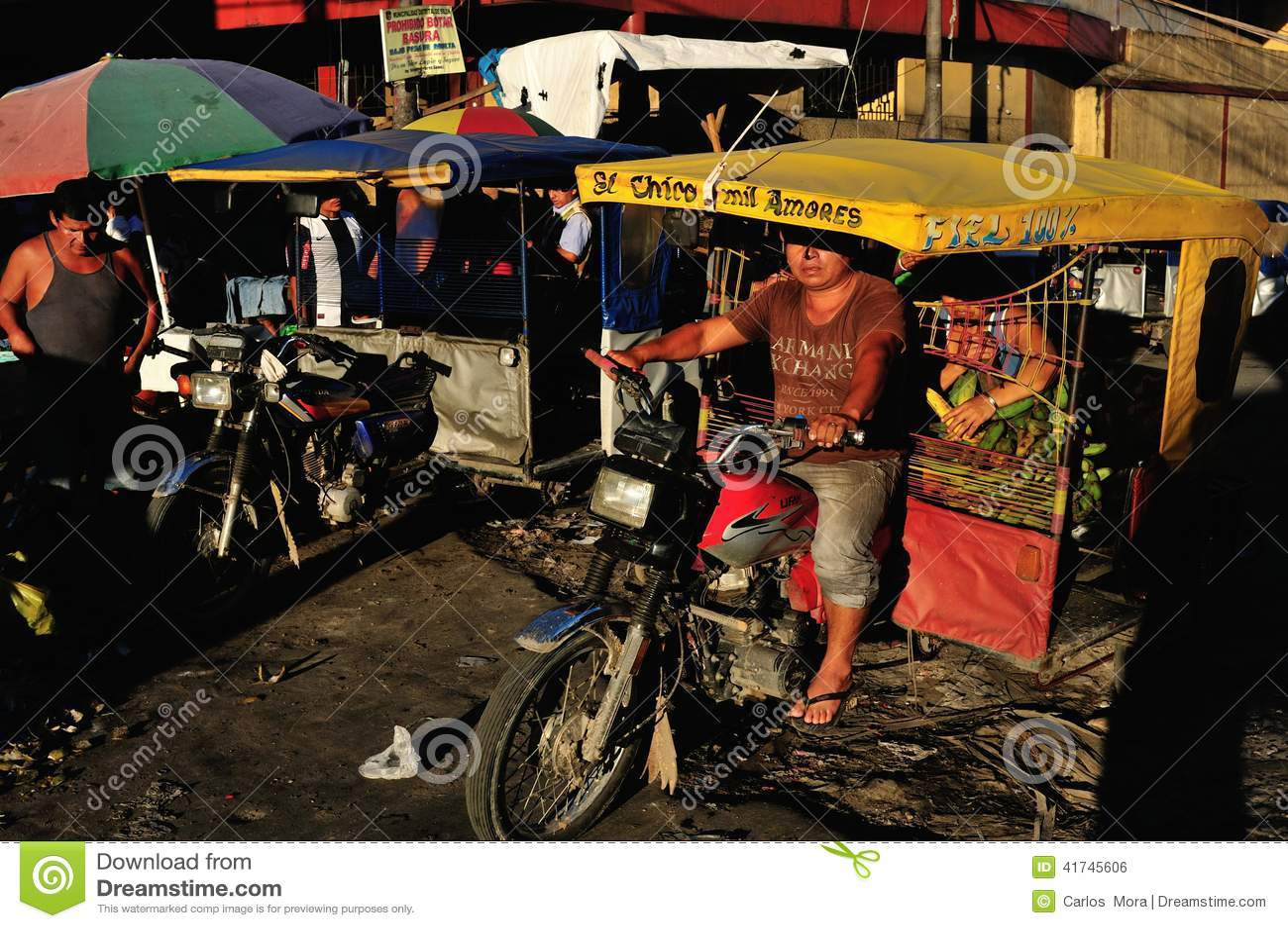 Iquitos, Peru -