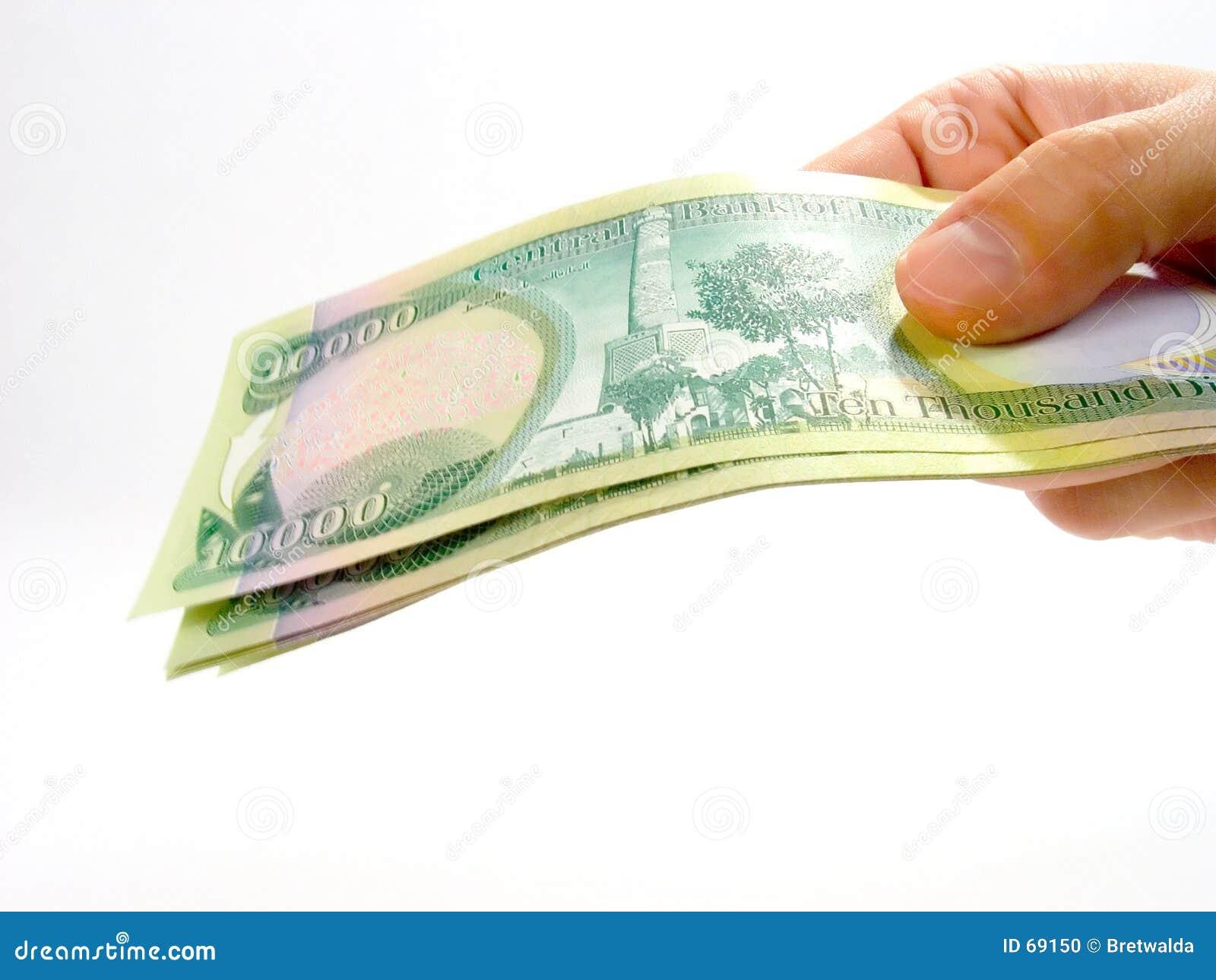 Irakier för 100k dinars4