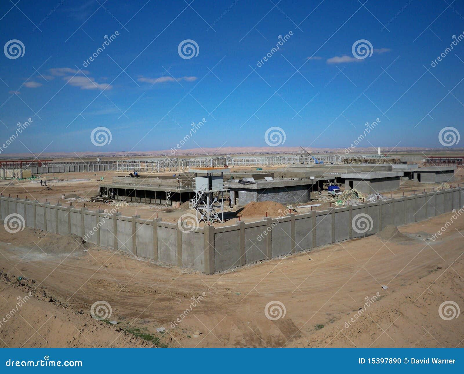 Irakisk jobblokal