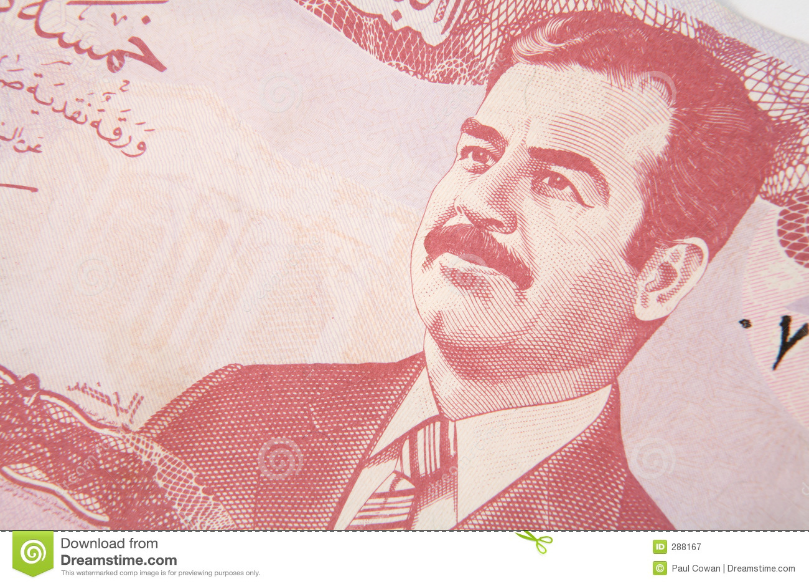 Irakiska dinars