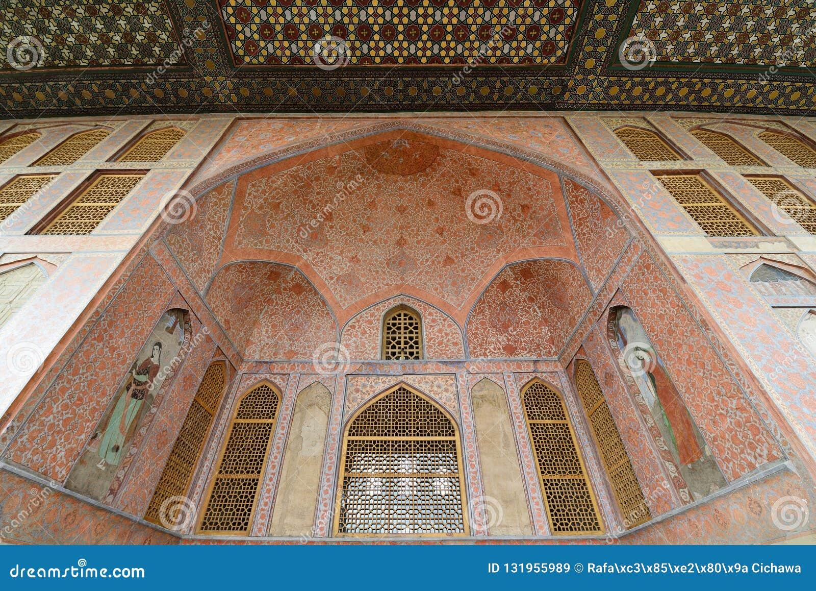 Isfahan Ancient Islamic City In Iran Stock Image - Image of