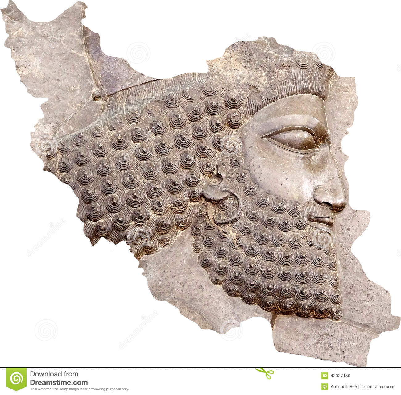 Iran Stock Photo Image Of Conceptual Persepolis Traditional 43037150