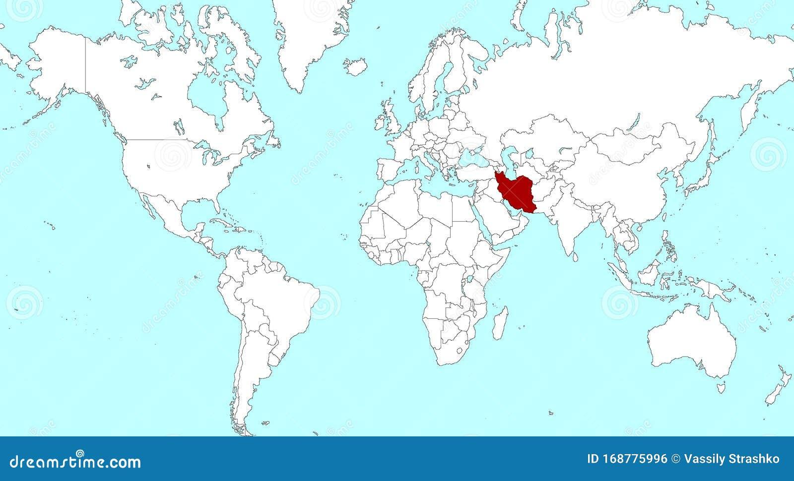 Image of: Iran Map Stock Illustrations 6 091 Iran Map Stock Illustrations Vectors Clipart Dreamstime