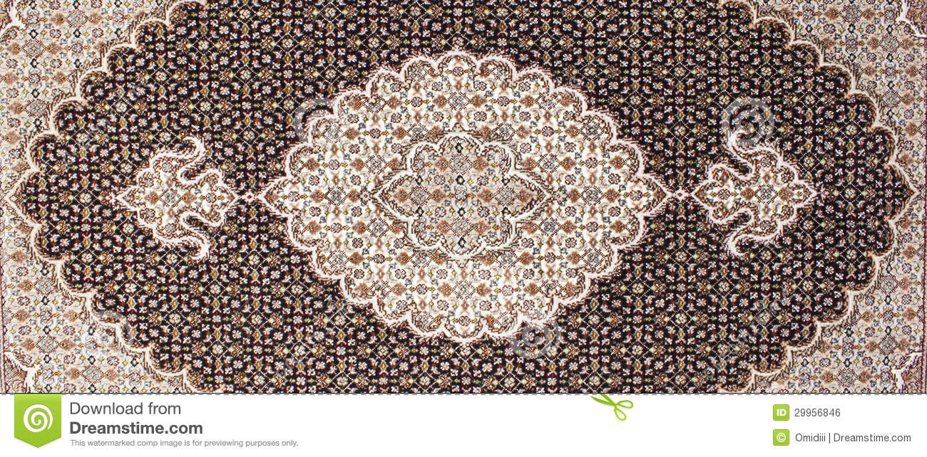 Persian Carpet Royalty Free Stock Image - Image: 29956846