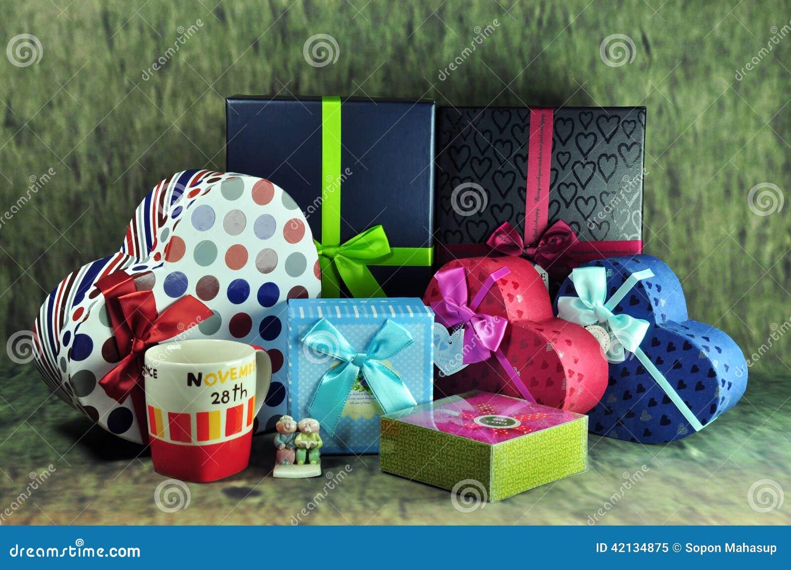 Irgendein Geschenk für jeder