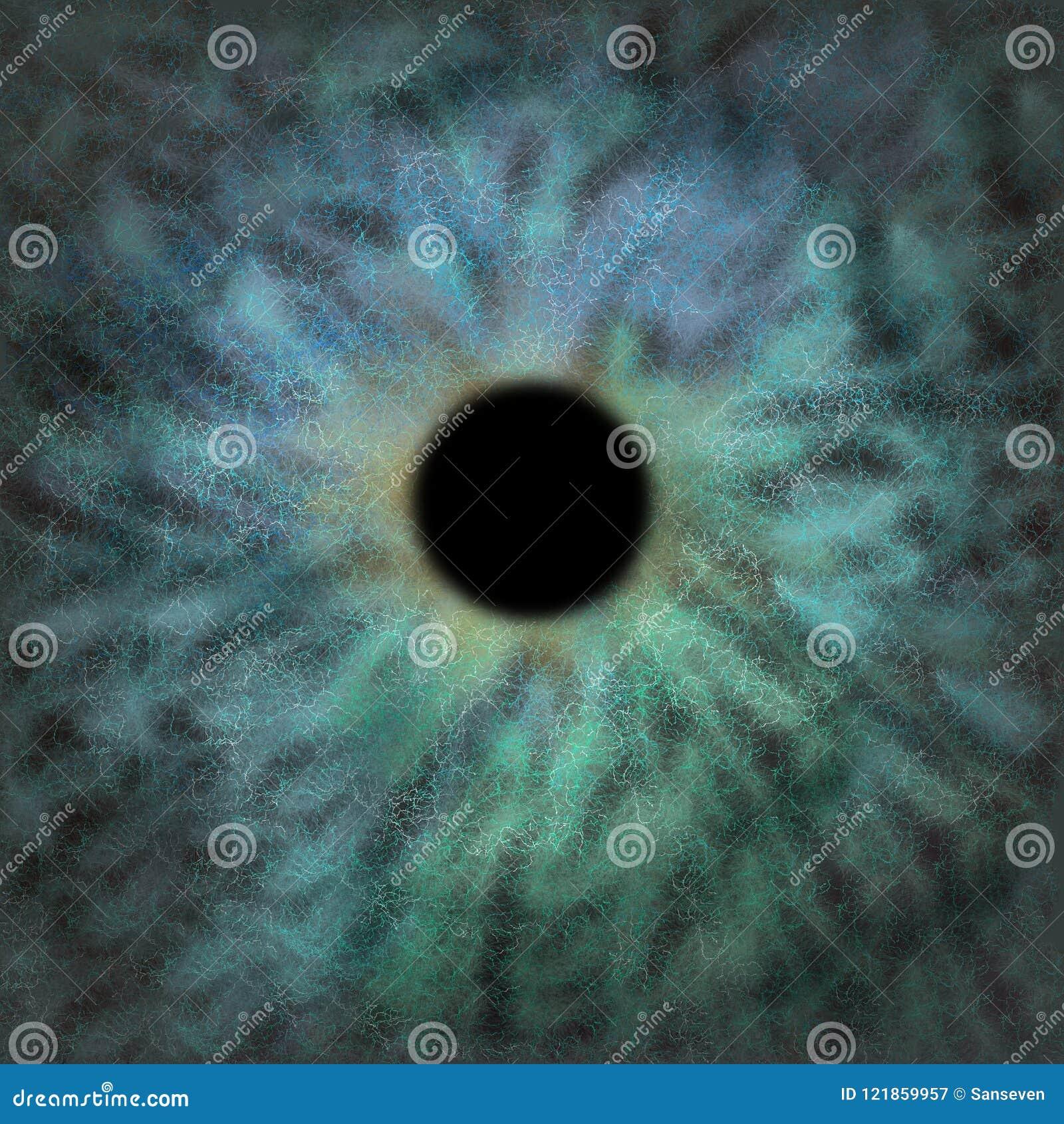 Iris Background Stile Delluniverso Della Galassia Carta Da