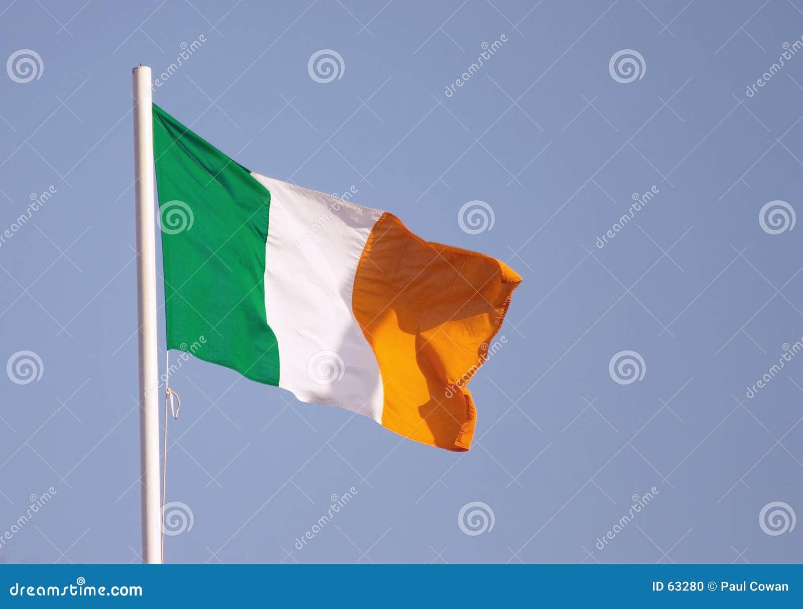 Irish флага