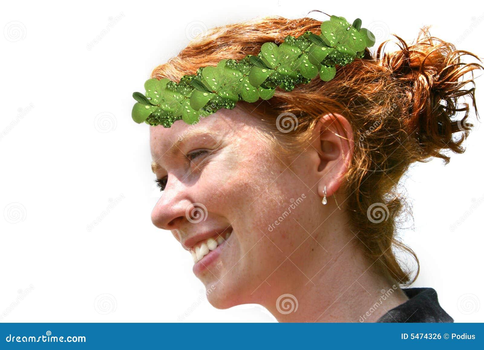 Irish Beauty Royalty Free Stock Image - Image: 5474326