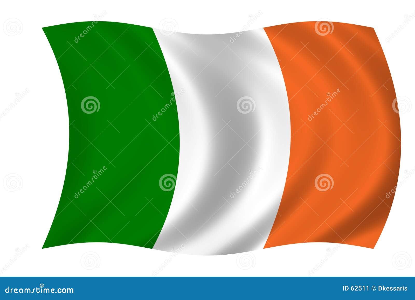 Irish Flag Stock Image  62511