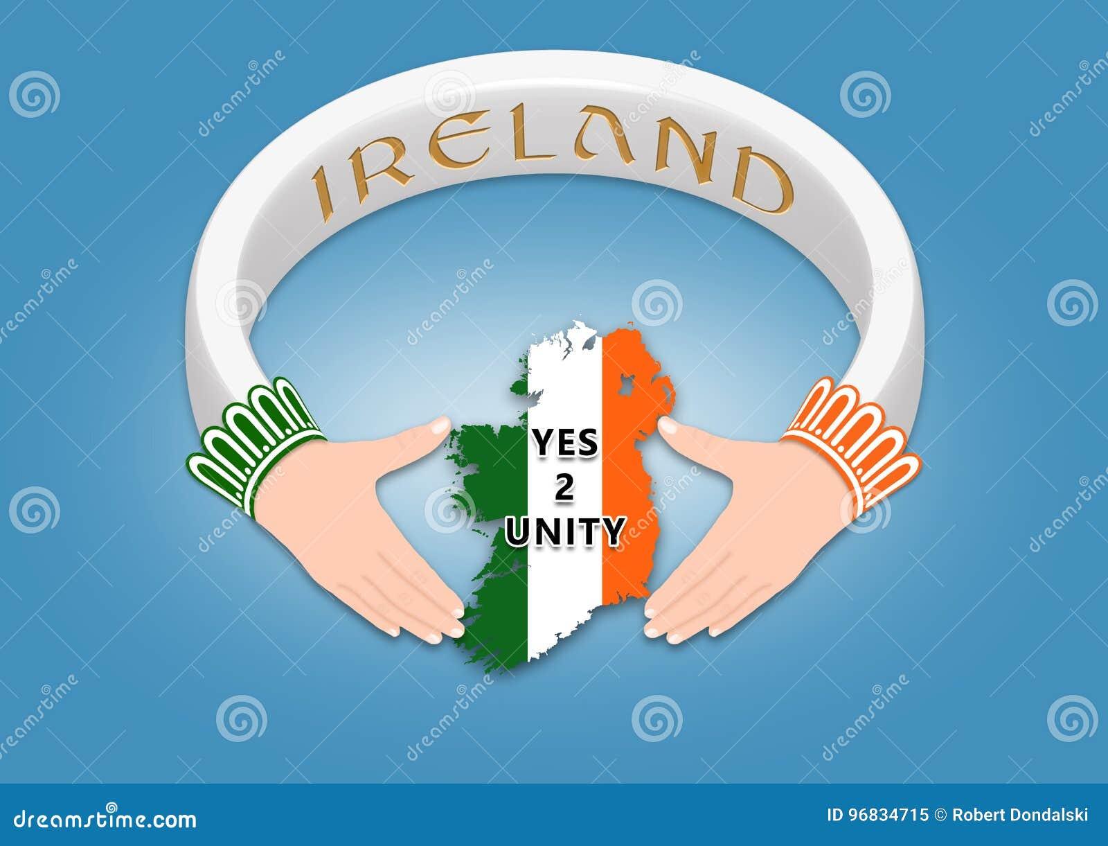 Irish Ring Stock Illustration Illustration Of Kildare 96834715