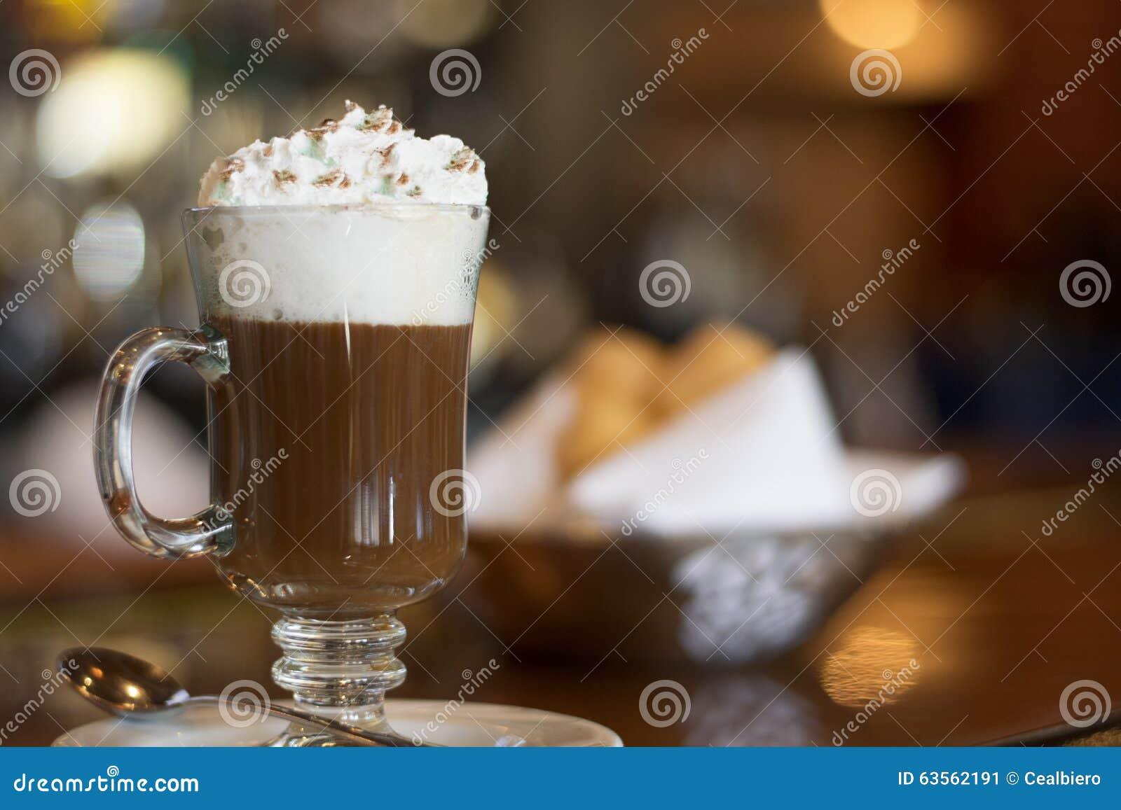 Irländskt kaffe