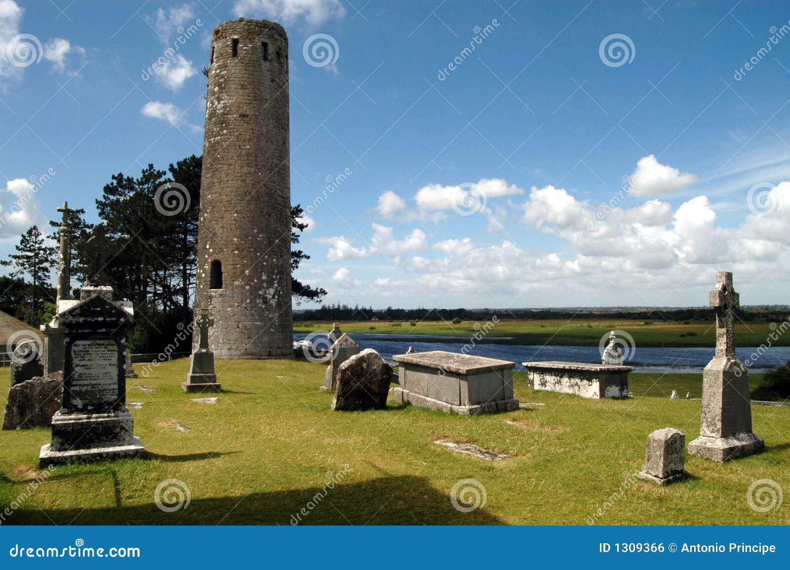 Irlanda - Clonmacnoise