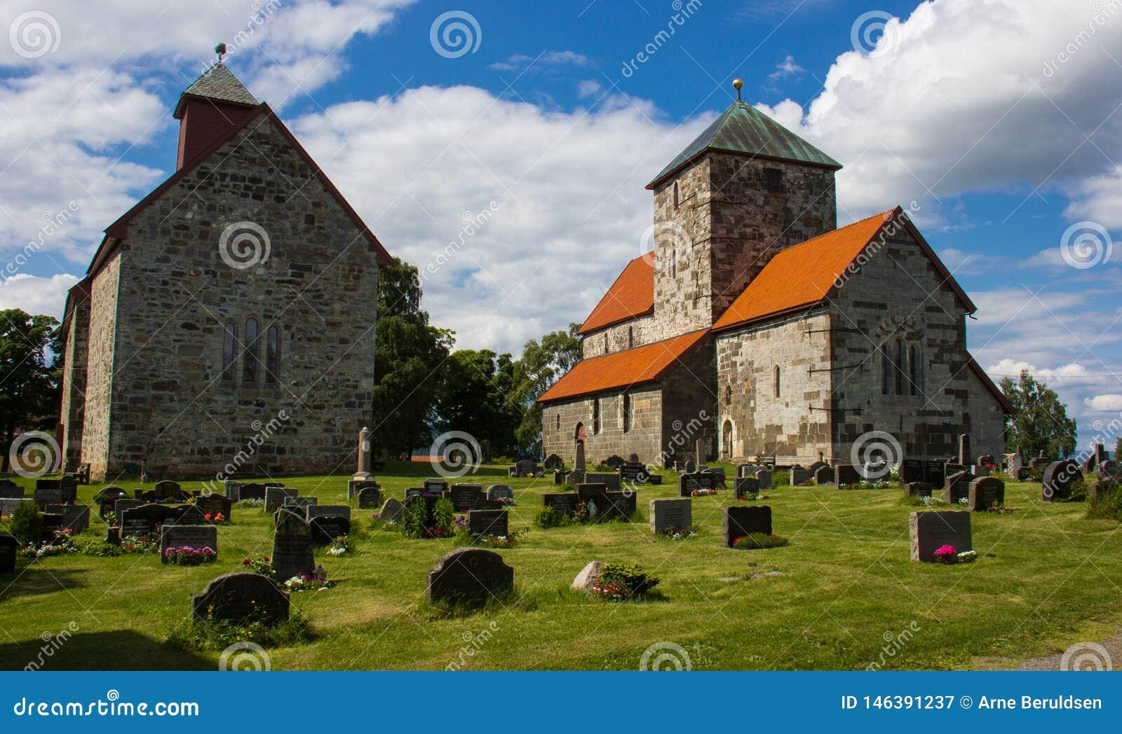 A irmã Churches em Noruega