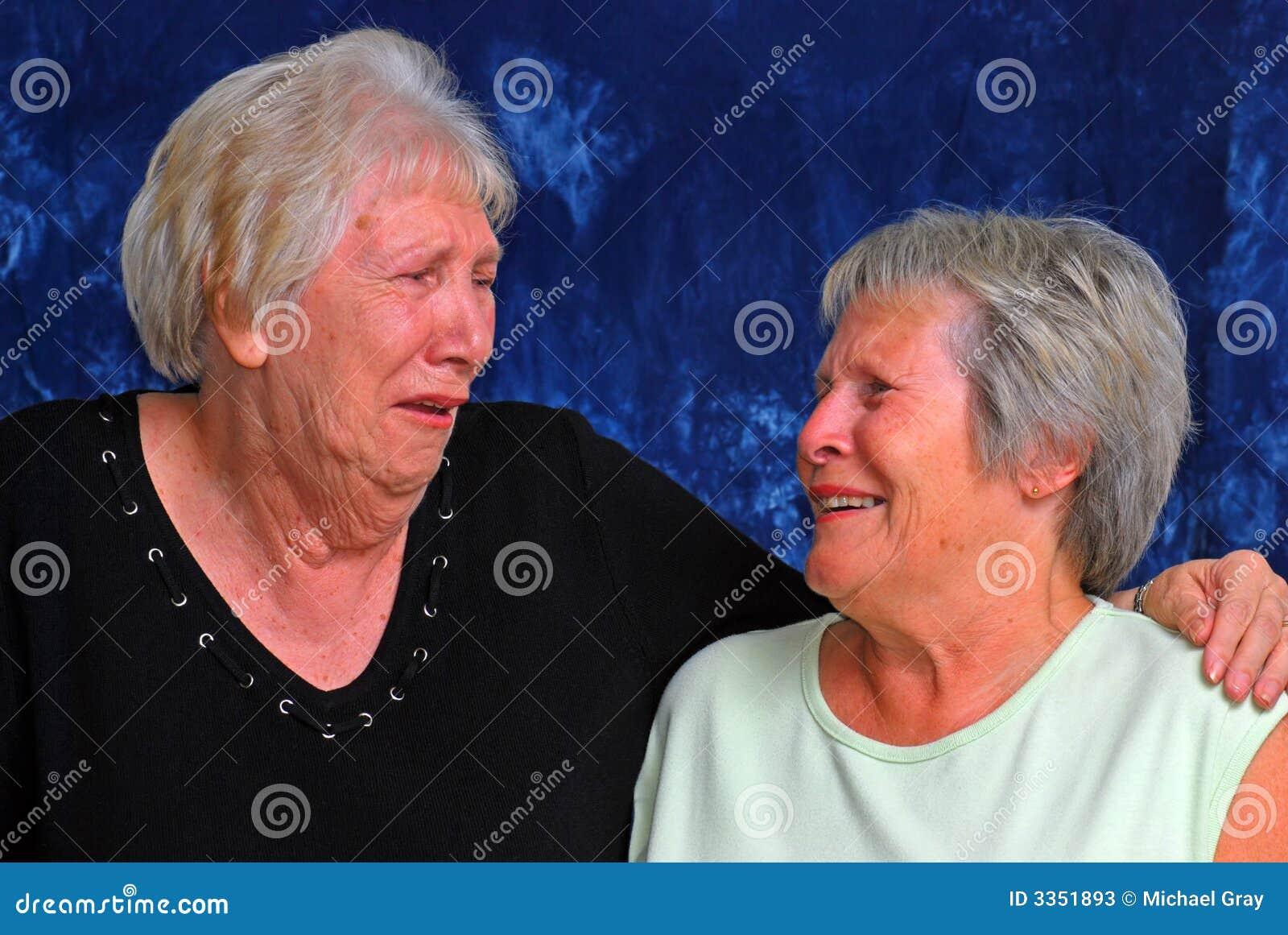 Irmãs de riso