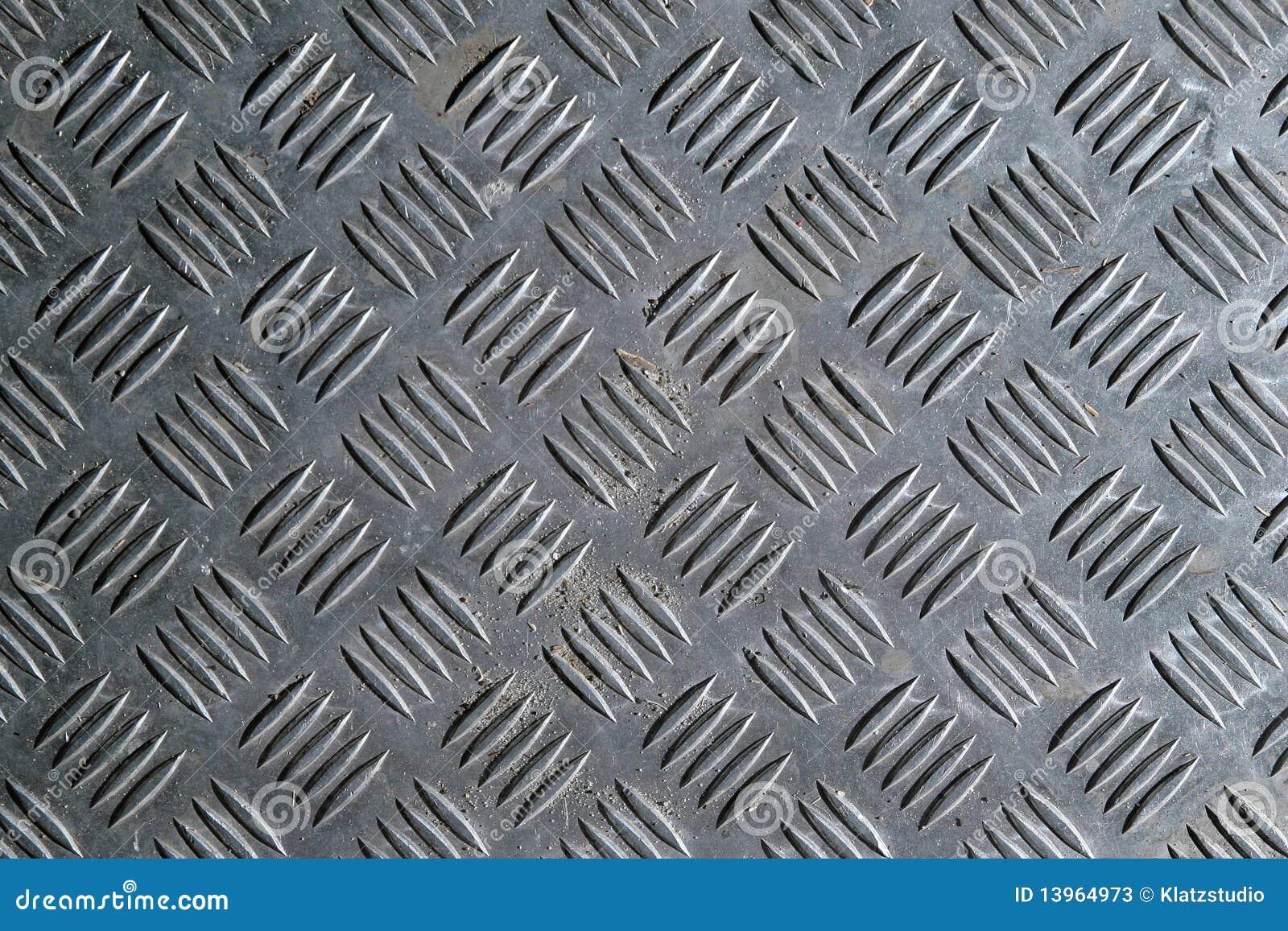 Iron Floor Stock Image Image Of Steel Plate