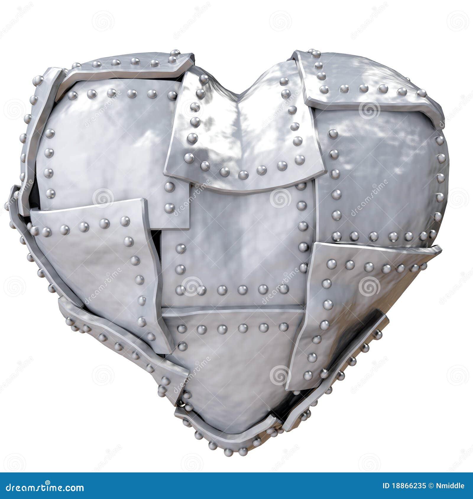 heart iron: