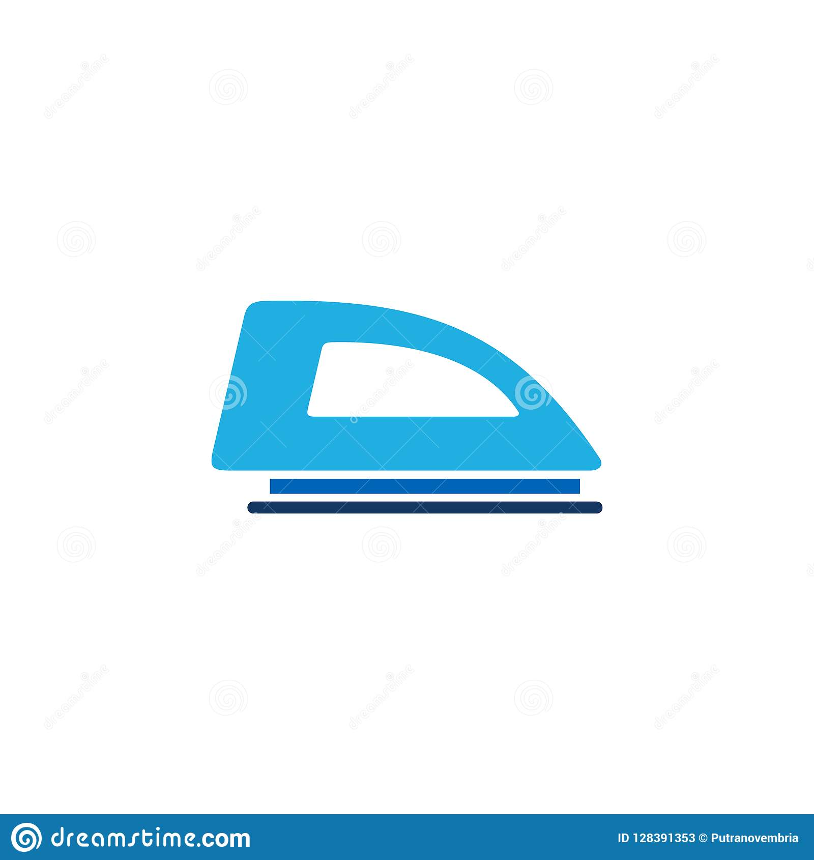 iron laundry logo icon design stock vector illustration of creative basket 128391353 https www dreamstime com iron laundry logo icon design can be used as complement to image128391353