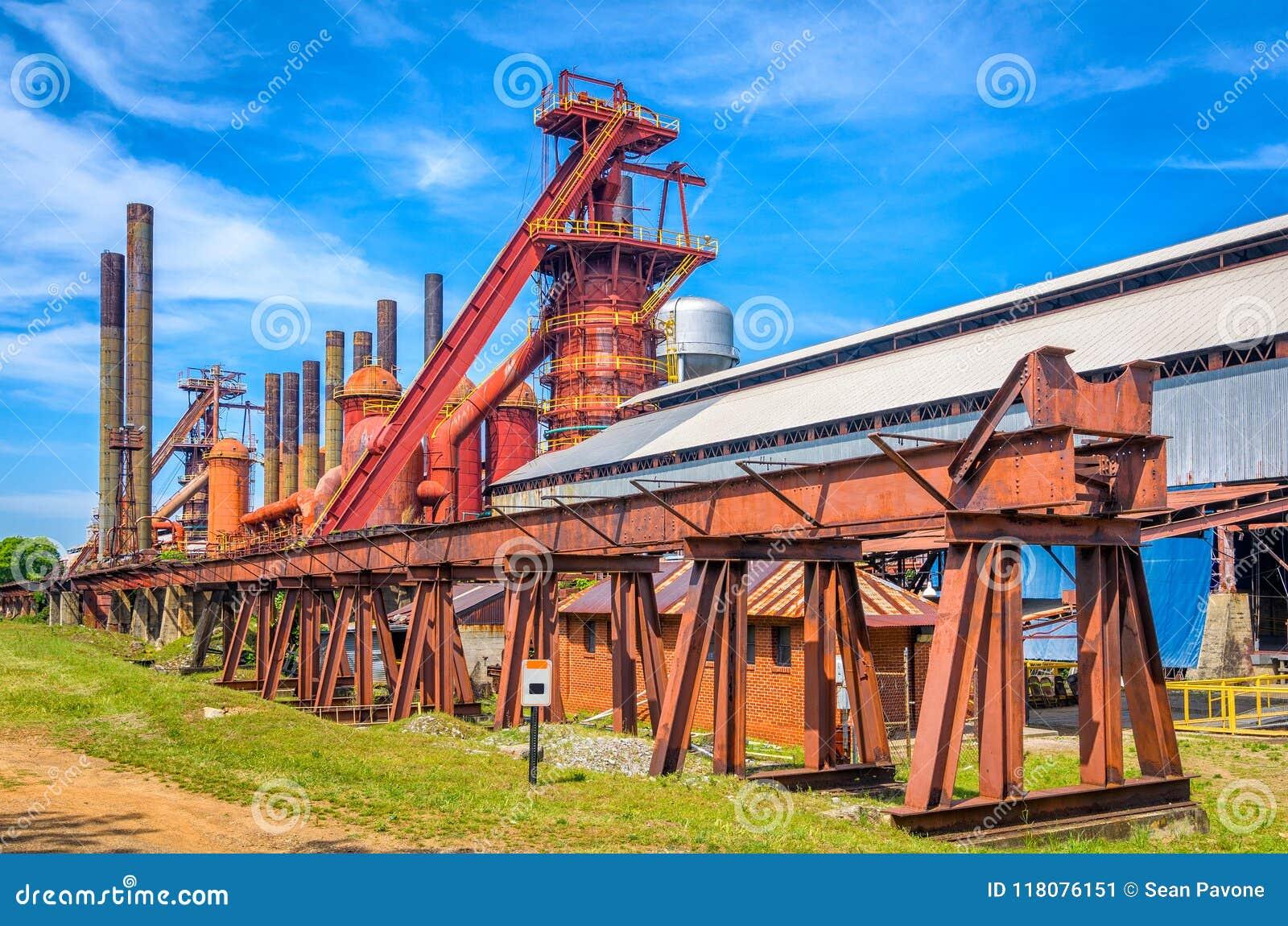 Iron stare fabryki