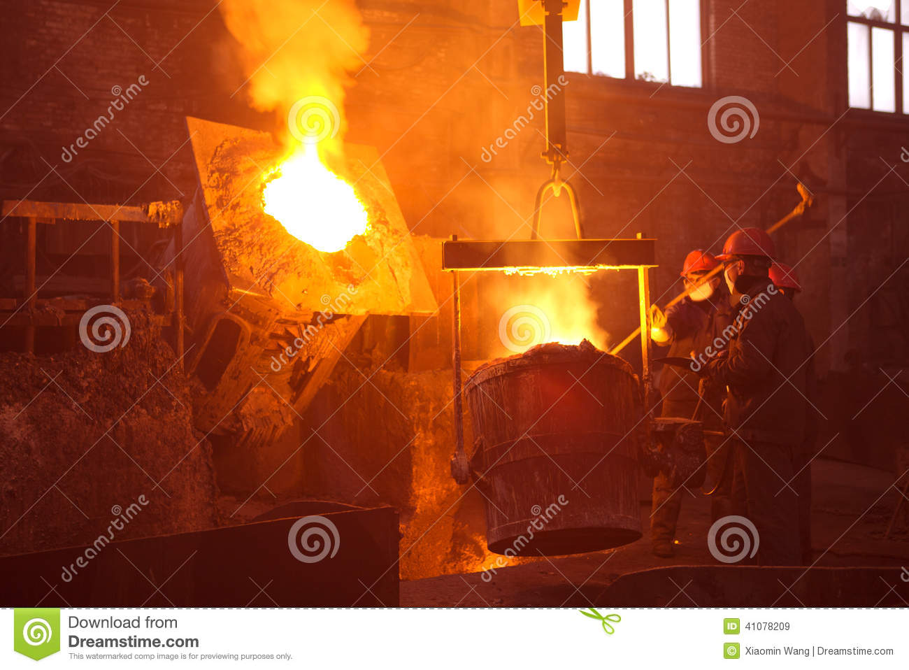 iron and steel industry Davison iron works, inc has been an established industry steel fabrication leader in the sacramento area for over 60 years our work products have been used in.