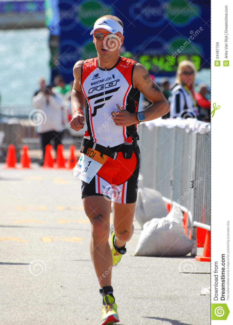 how to become a pro ironman triathlete