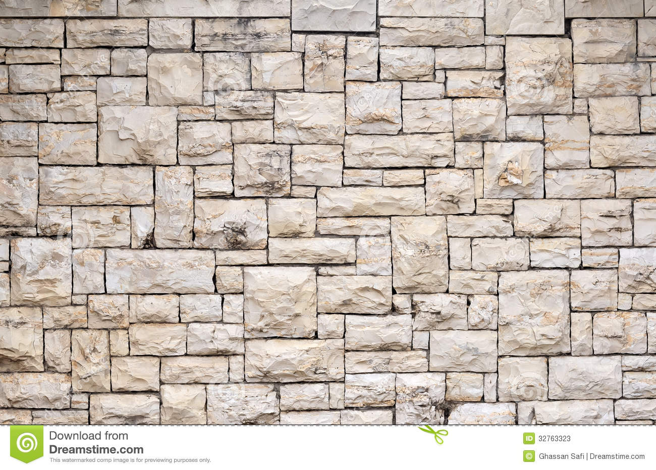 irregular rock tiles stock photos image 32763323