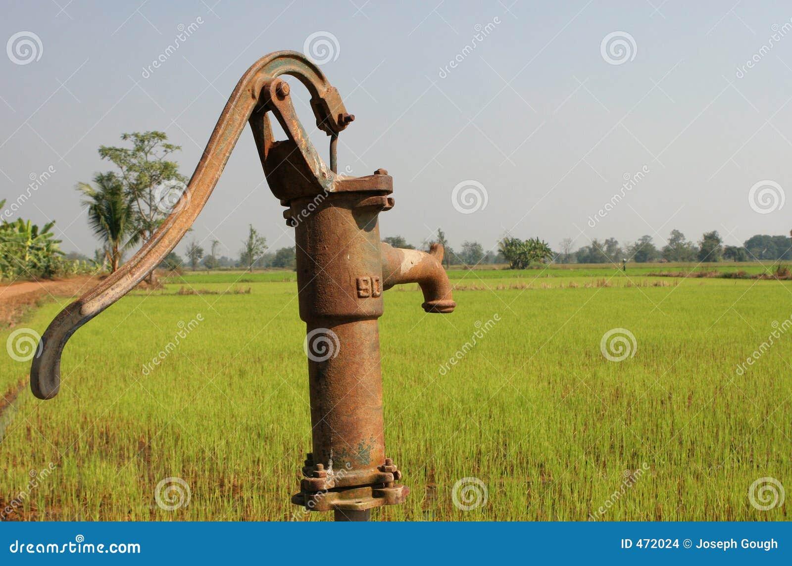 Manual Irrigation Pump Photos