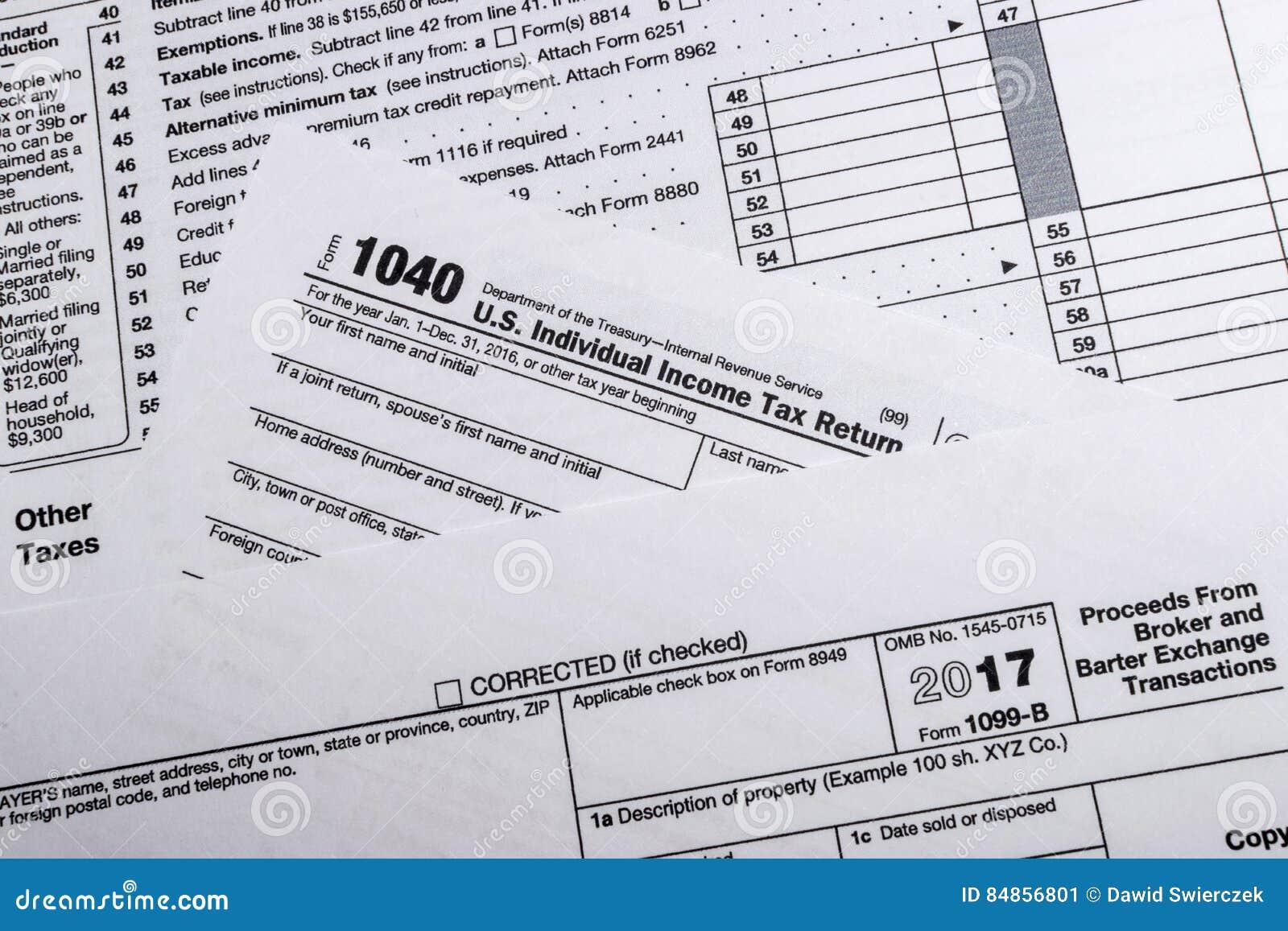 IRS Form 1099-B: Proceeds Frim Broker And Barter Exchange Transa ...