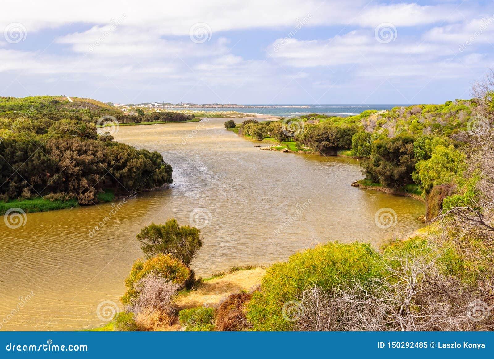 Irwin River - Dongara