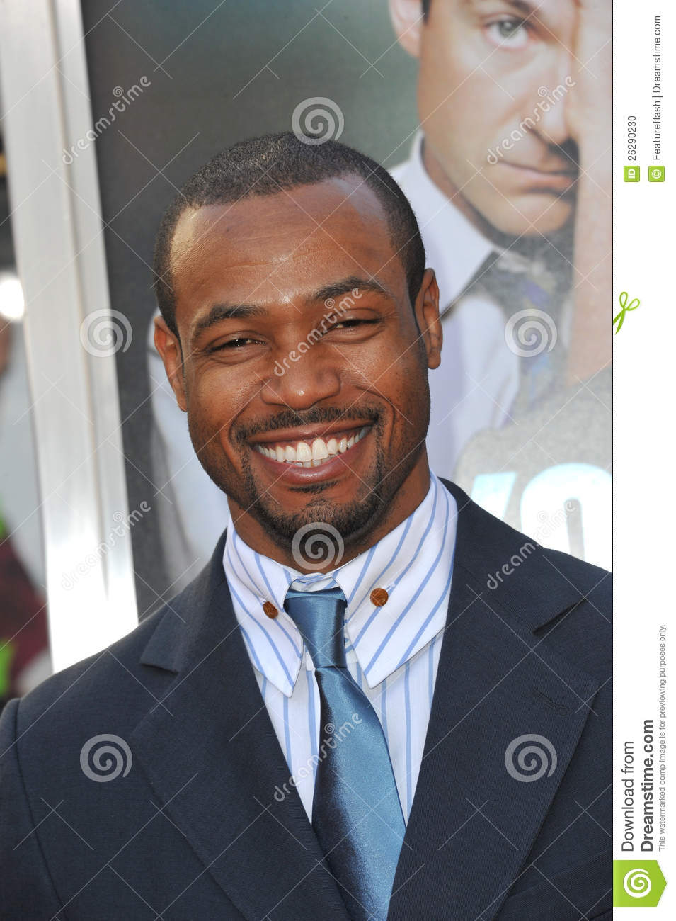 Isaiah Mustafa Wiki Isaiah Mustafa at The Los