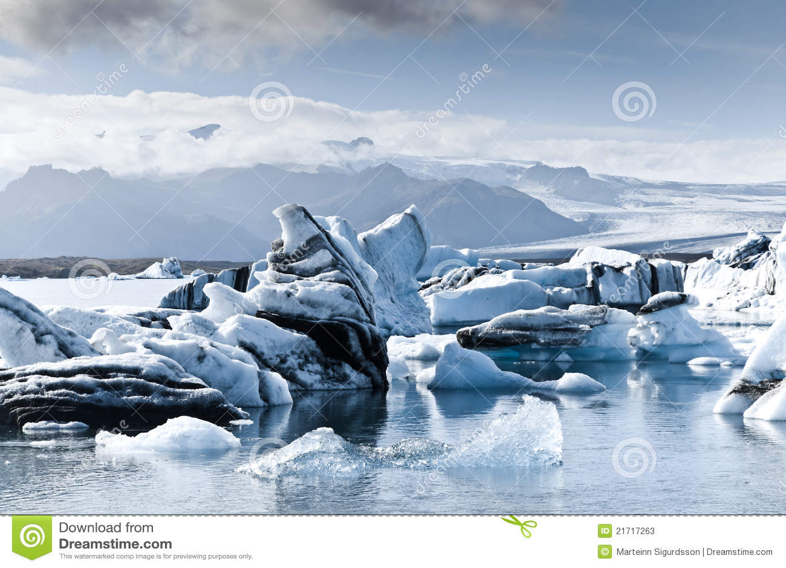Isberg iceland