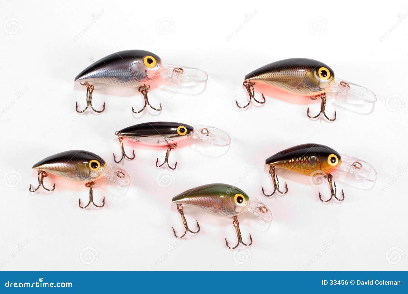 Iscas aluídas