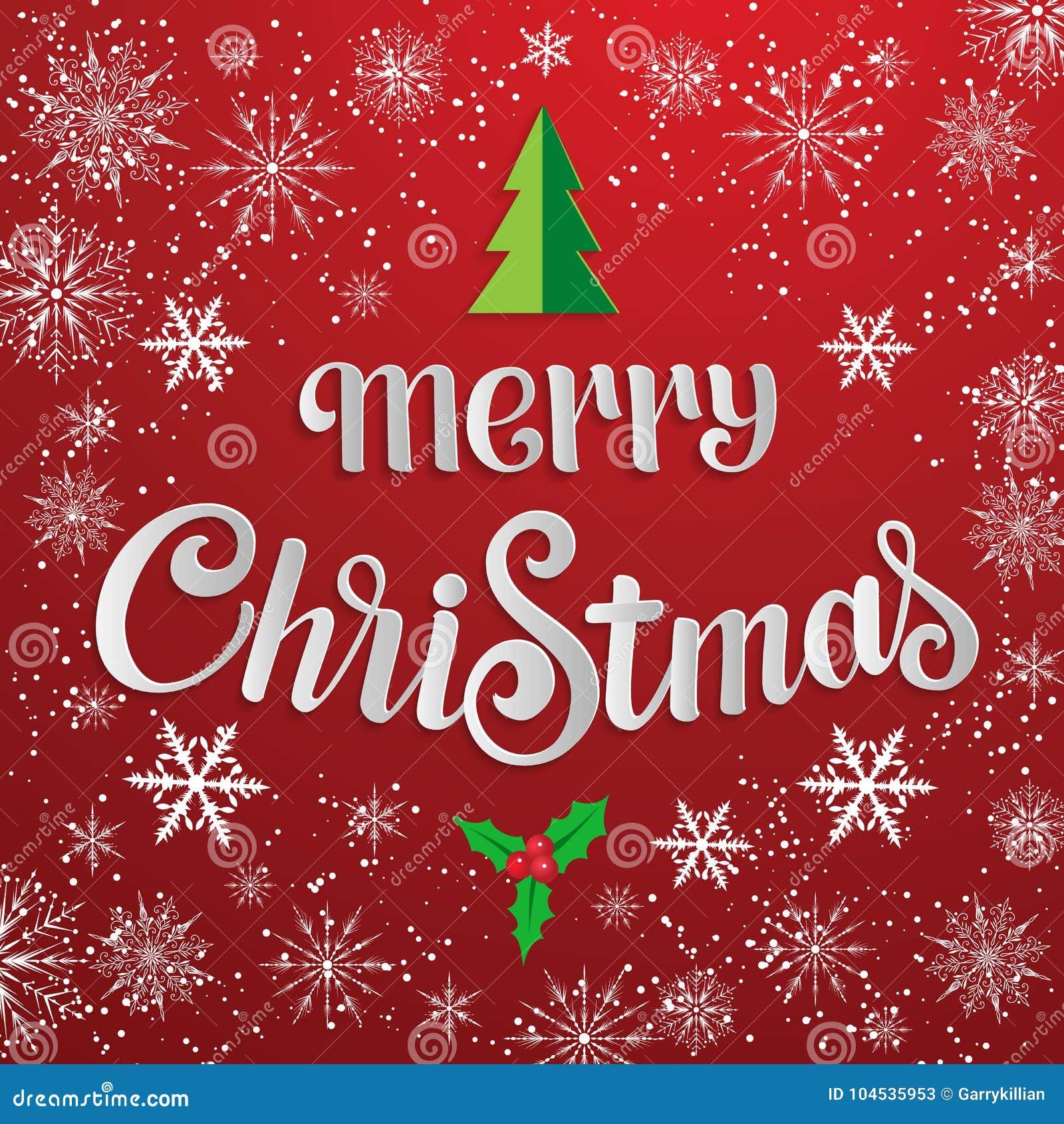 Immagini Con Scritte Di Buon Natale.Iscrizione Disegnata A Mano Buon Natale Calligrafia