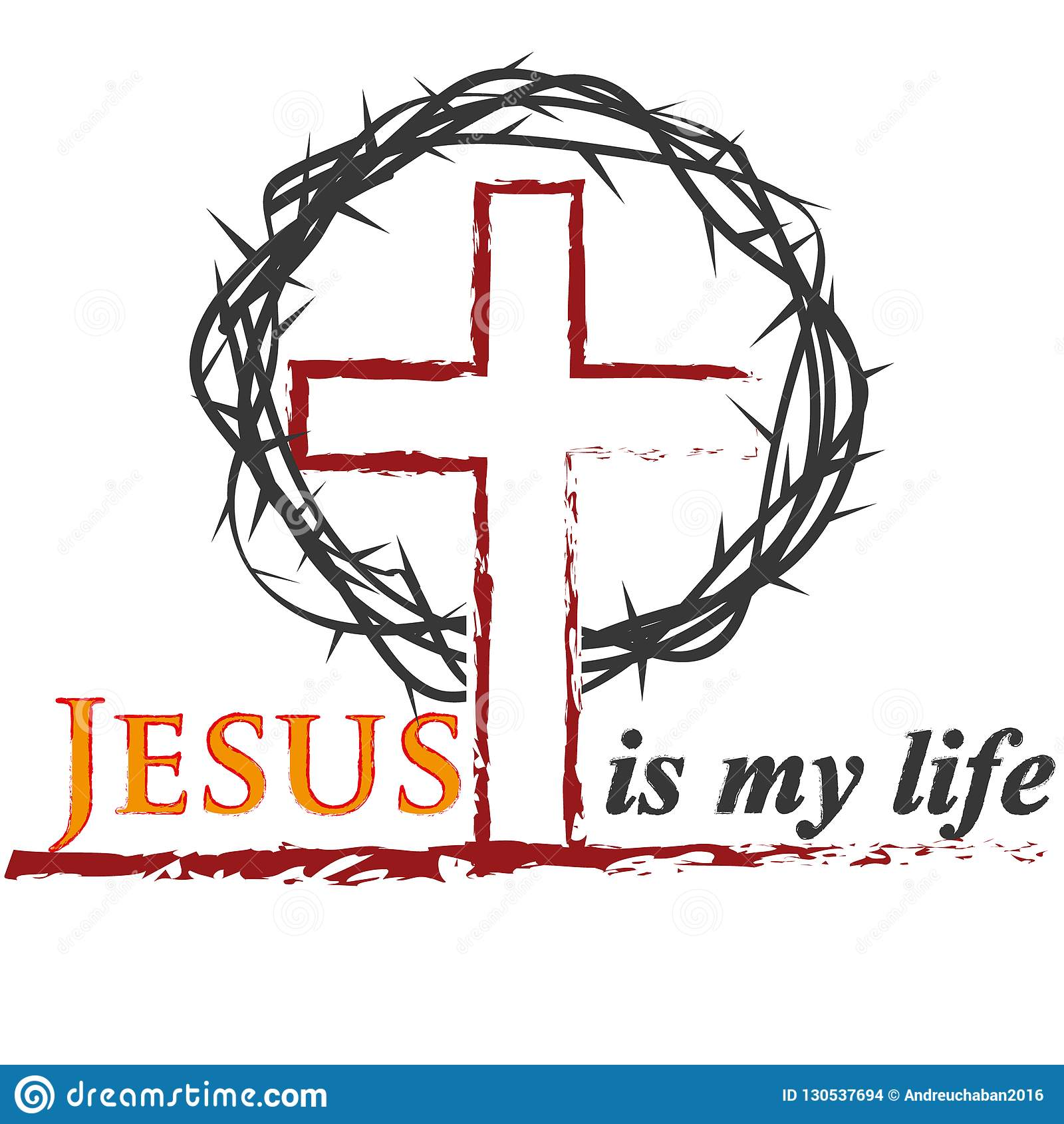Iscrizioni bibliche Christian Art jesus Logo cristiano