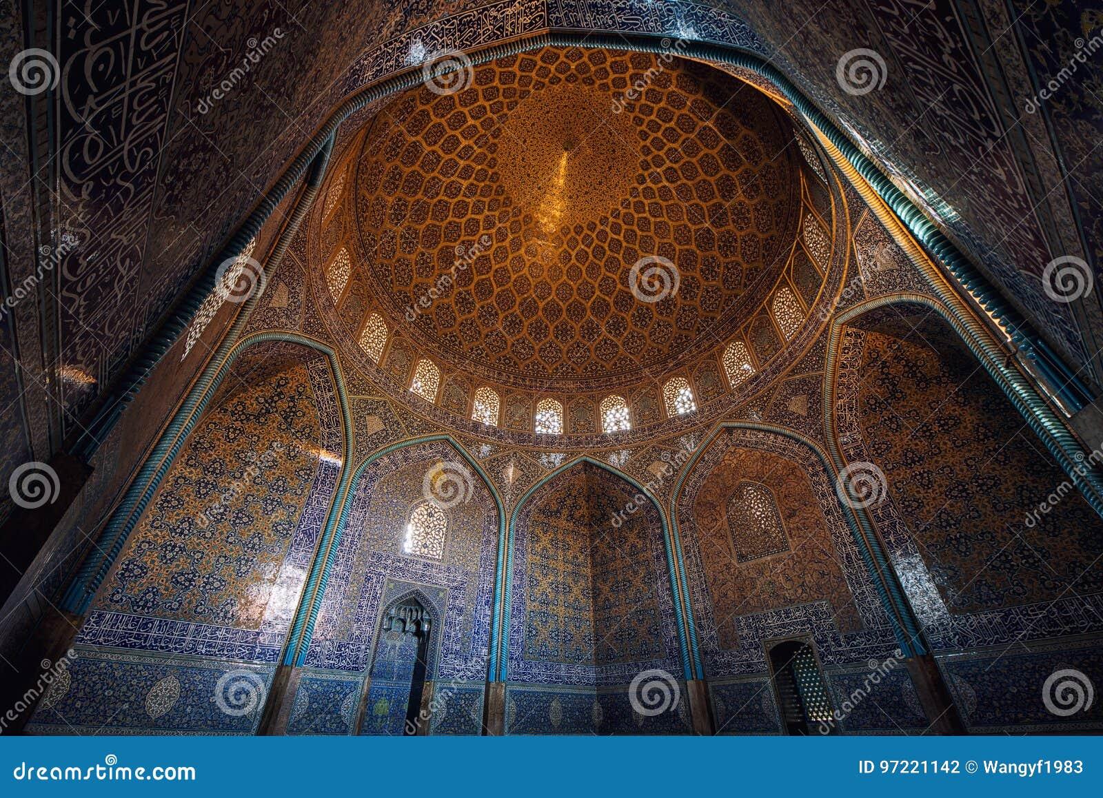 Isfahan im Iran